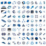 The collection of symbols Stock Images