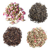 Collection of tea Stock Images