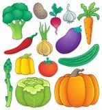 Collection végétale 1 de thème