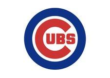 Chicago Cubs Logo royalty free illustration