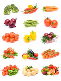 Collection of vegetables Royalty Free Stock Photo