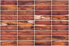 Collection of Wood texture  Set 03 Royalty Free Stock Photo