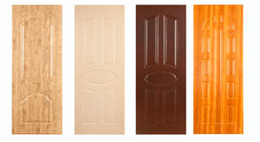 A collection of wooden panels Stock Photos