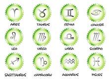Collection zodiac Stock Photos