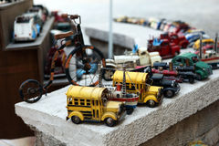 Collections d'automobile Image stock