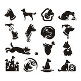 Collections doc icons. Author's illustration in Royalty Free Stock Image