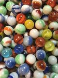 Collections of Marbles Stock Photos