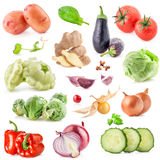Collections of vegetable Stock Photo