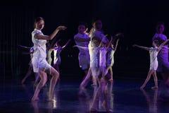 Collectivisme 9--Âne de drame de danse obtenir l'eau photos stock