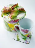 Collectors item tea cup Stock Photos