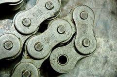 Collegamenti Chain fotografia stock