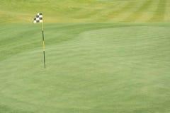 Collegamenti di golf Fotografie Stock