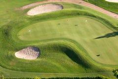 Collegamenti di golf Fotografie Stock Libere da Diritti