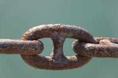 Collegamento Chain Fotografie Stock
