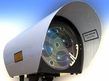 Collegamento del laser Fotografia Stock Libera da Diritti