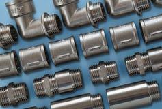 Collegamento dell'impianto idraulico Immagine Stock Libera da Diritti