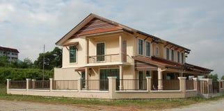 Collegamento House4 Fotografie Stock