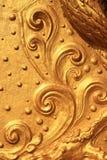 Collegare dell'oro Immagini Stock Libere da Diritti