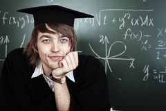 College Royalty Free Stock Photography