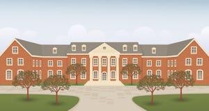 college Obraz Stock