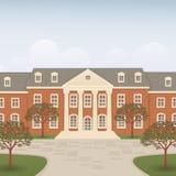 college ilustracji