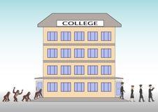 college Zdjęcia Stock