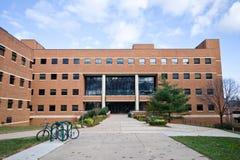 College Architecture Stock Photo