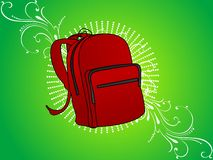 College bag Royalty Free Stock Image