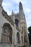 College Cambridge des Königs Stockfotos