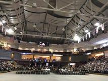 College of Charleston Graduation Stock Photos