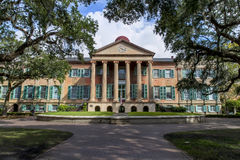 College of Charleston. The oldest municipal college in America, founded in 1770 Royalty Free Stock Photography