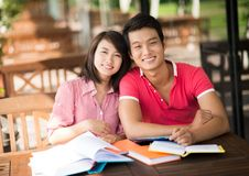 College date Stock Photography