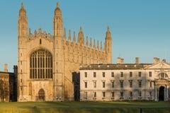 College de rey Fotografía de archivo libre de regalías