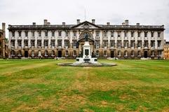 College de rey, Cambridge Fotografía de archivo