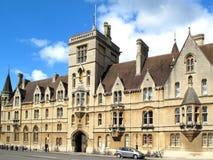 College de rey, Universidad de Londres imagen de archivo