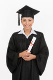 College degree. Stock Photo