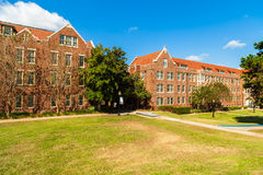 College Dormitory Stock Images