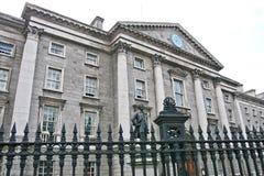 college Dublin edukacji punktu zwrotnego Północnej sławny trójca Obraz Stock