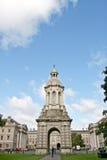college Dublin edukacji punktu zwrotnego Północnej sławny trójca Obraz Royalty Free