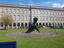 college Dublin edukacji punktu zwrotnego Północnej sławny trójca Fotografia Stock