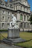 college Dublin trójca Obraz Royalty Free