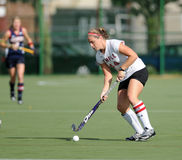 College Field Hockey - ladies Stock Image
