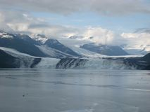 College Fjord, Alaska Stock Photography