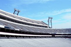 College football stadium Royalty Free Stock Photos