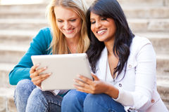 College friends Stock Images