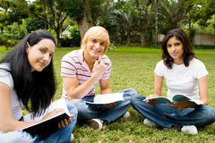 College friends Stock Photography
