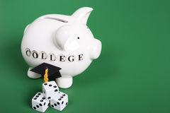 College Fund Stock Image