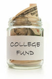 College fund royalty free stock photos