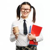 College girl Royalty Free Stock Image