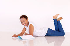 College girl studying Stock Photography